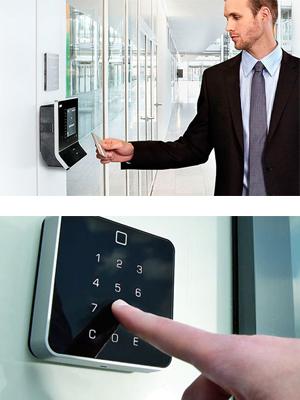 Instalacje kontroli dostępu