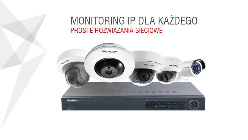Gama Instal, hikvision, monitoring ip