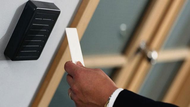 Instalacja kontroli dostępu